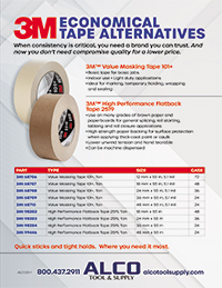 Economy Tapes from 3M